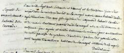 Sépulture Marie-Anne Hebrail - 13/06/1779